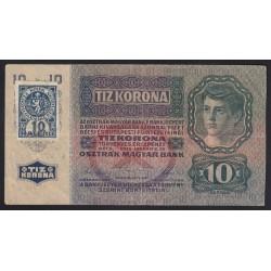 10 korun 1919