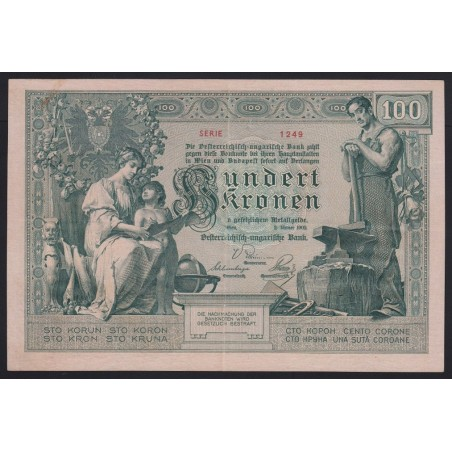 100 korona 1902