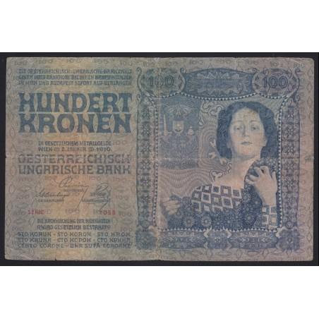 100 korona 1910