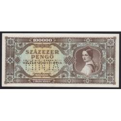 100.000 pengõ 1945 - 000 MINTA