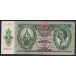 10 pengõ 1936 - CSILLAGOS