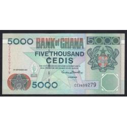 5000 cedis 2001