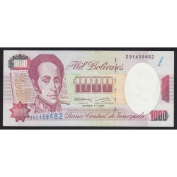 1000 bolivares 1994