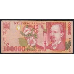 100.000 lei 1998