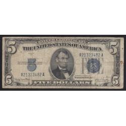5 dollars 1934