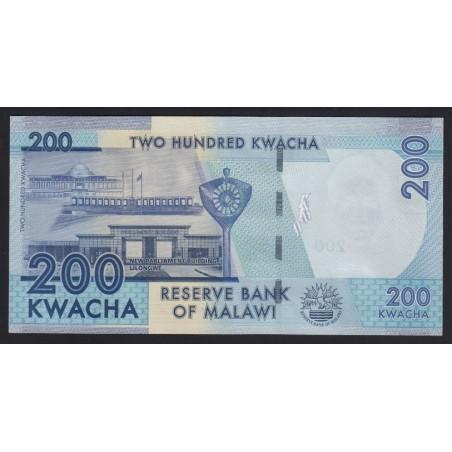 200 kwacha 2013