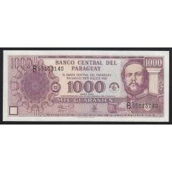 1000 guaranies 2002