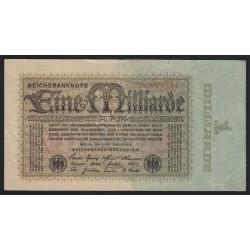 1.000.000.000 mark 1923