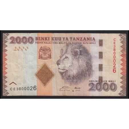 2000 shilings 2010