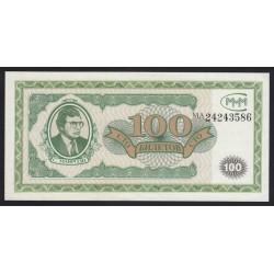 100 biletov 1994 - Mavrodi