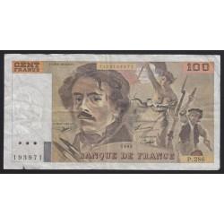 100 francs 1995