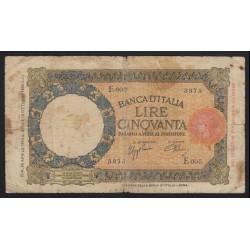 50 lire 1940
