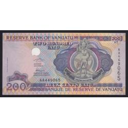200 vatu 1995