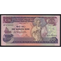 100 birr 1976