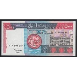 500 dinars 1998