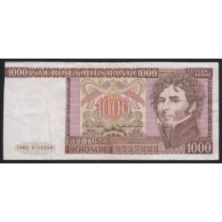 1000 kronor 1980