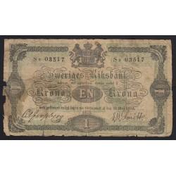 1 krona 1875