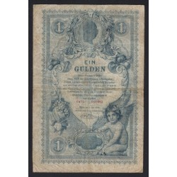 1 gulden/forint 1888