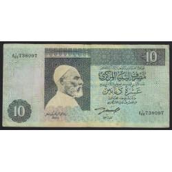 10 dinars 1991