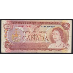 2 dollars 1974