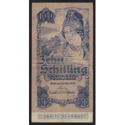 10 schilling 1945
