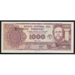 1000 guaranies 1998