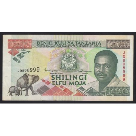 1000 shilings 1993
