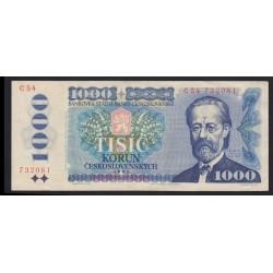 1000 korun 1985