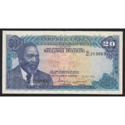 20 shillings 1978