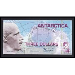 3 dollars 2007