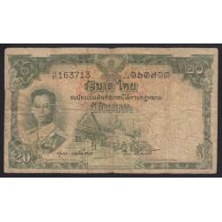 20 baht 1955