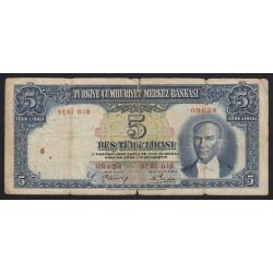 5 lira 1937