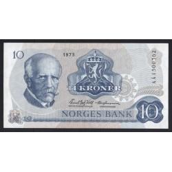10 kroner 1973