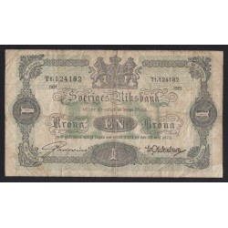 1 krona 1921