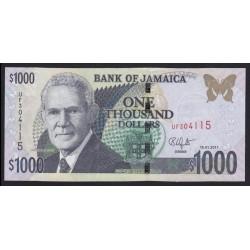 1000 dollars 2011