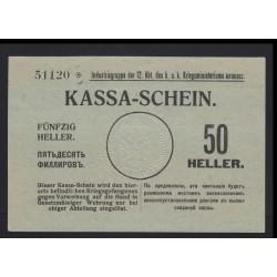 50 heller 1917 - Antalocz