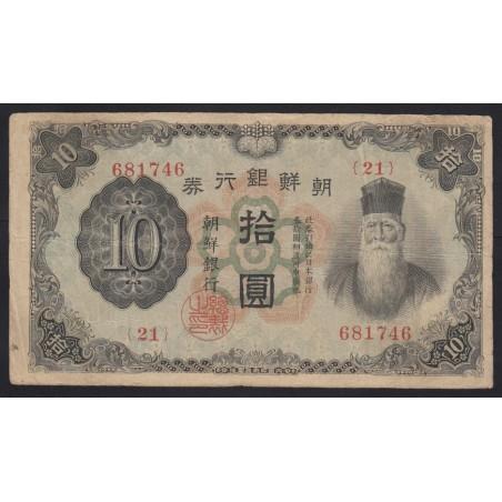 10 won 1932