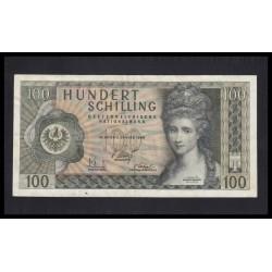 100 schilling 1969