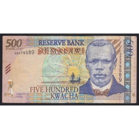 500 kwacha 2003