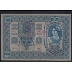 1000 kronen/korona 1919 - KOPRIVNICA/KAPRONCA