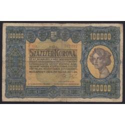 100.000 korona 1923