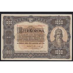 1000 korona 1920