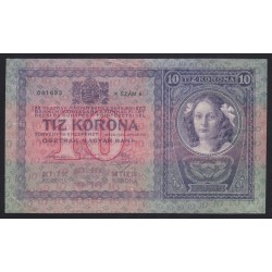 10 kornen/korona 1904