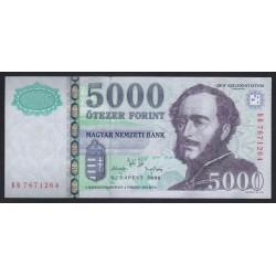 5000 forint 2006 BB