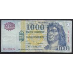 1000 forint 2000 DD