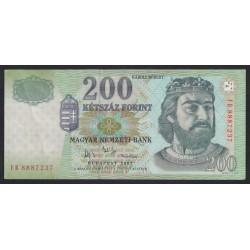 200 forint 2007 FB