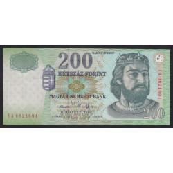 200 forint 2006 FA