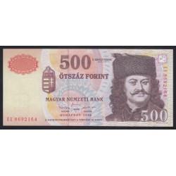 500 forint 1998 EE