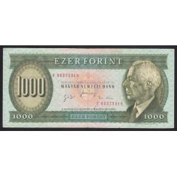 1000 forint 1996 F