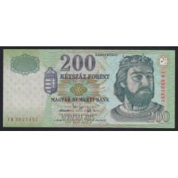 200 forint 2005 FB